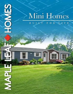 Maple Leaf Homes Mini Home Brochure