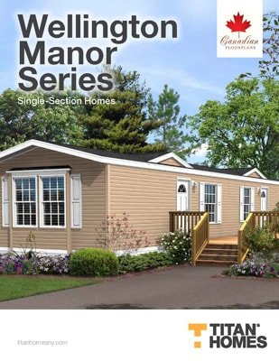Titan Mini Homes Home Brochure