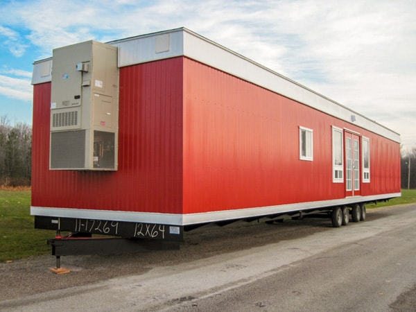 Custom Office Trailers Armstrong Trailers